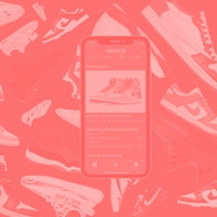 Kickstroid, 'the smartest sneaker app ever,' teaches you all about shoe hype