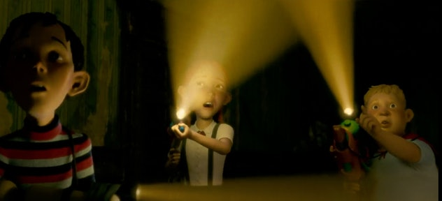 Monster House is a film from 2006.