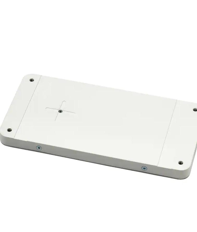 Ikea's under-the-table wireless charger, the Sjömärke