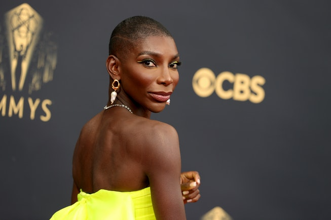"""Michaela Coel delivered a powerful Emmys acceptance speech for """"I May Destroy You"""""""