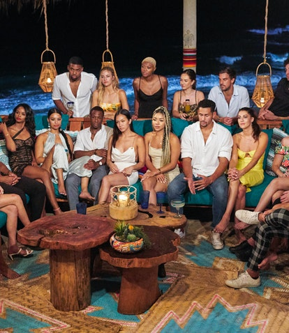 The Season 7 cast of 'Bachelor in Paradise' gathers in Mexico as they continue on the journey to fin...