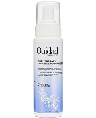 Curl Therapy Lightweight Protein Foam Treatment