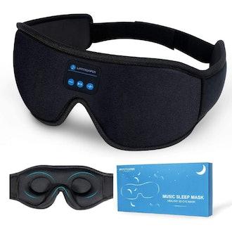 Lightimetunnel Bluetooth Music Sleep Mask