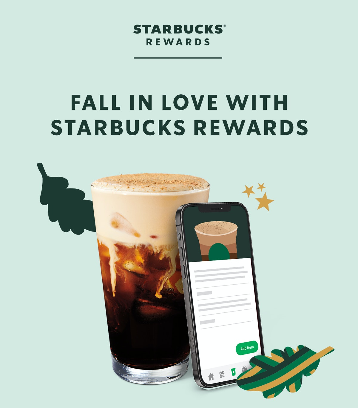 Starbucks' Sept. 22 free coffee BOGO deal is for the first day of fall.