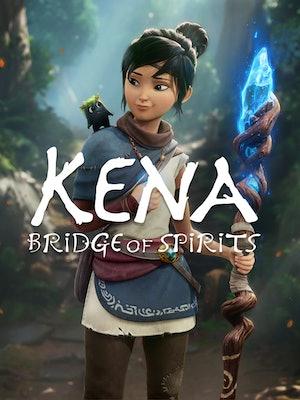The cover of 'Kena: Bridge of Spirits'