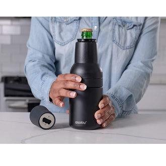 Asobu Insulated Double Walled Beer Can and Bottle Cooler