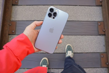 iPhone 13 Pro review: Flawed camera switching shooting experience