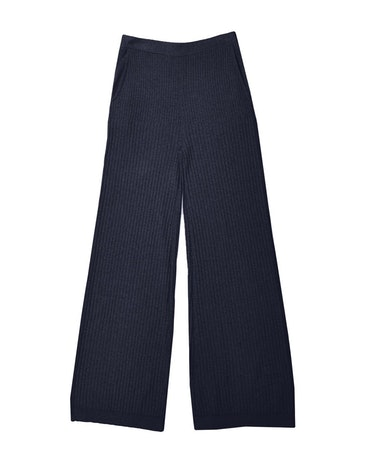 Ribbed Cadet Trousers