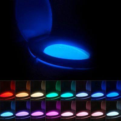 Chunace LED Toilet Night Light