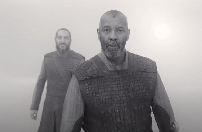 'The Tragedy Of Macbeth' stars Denzel Washington & Frances McDormand