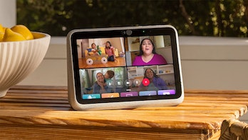 The Facebook Portal Go is $199 and portable.