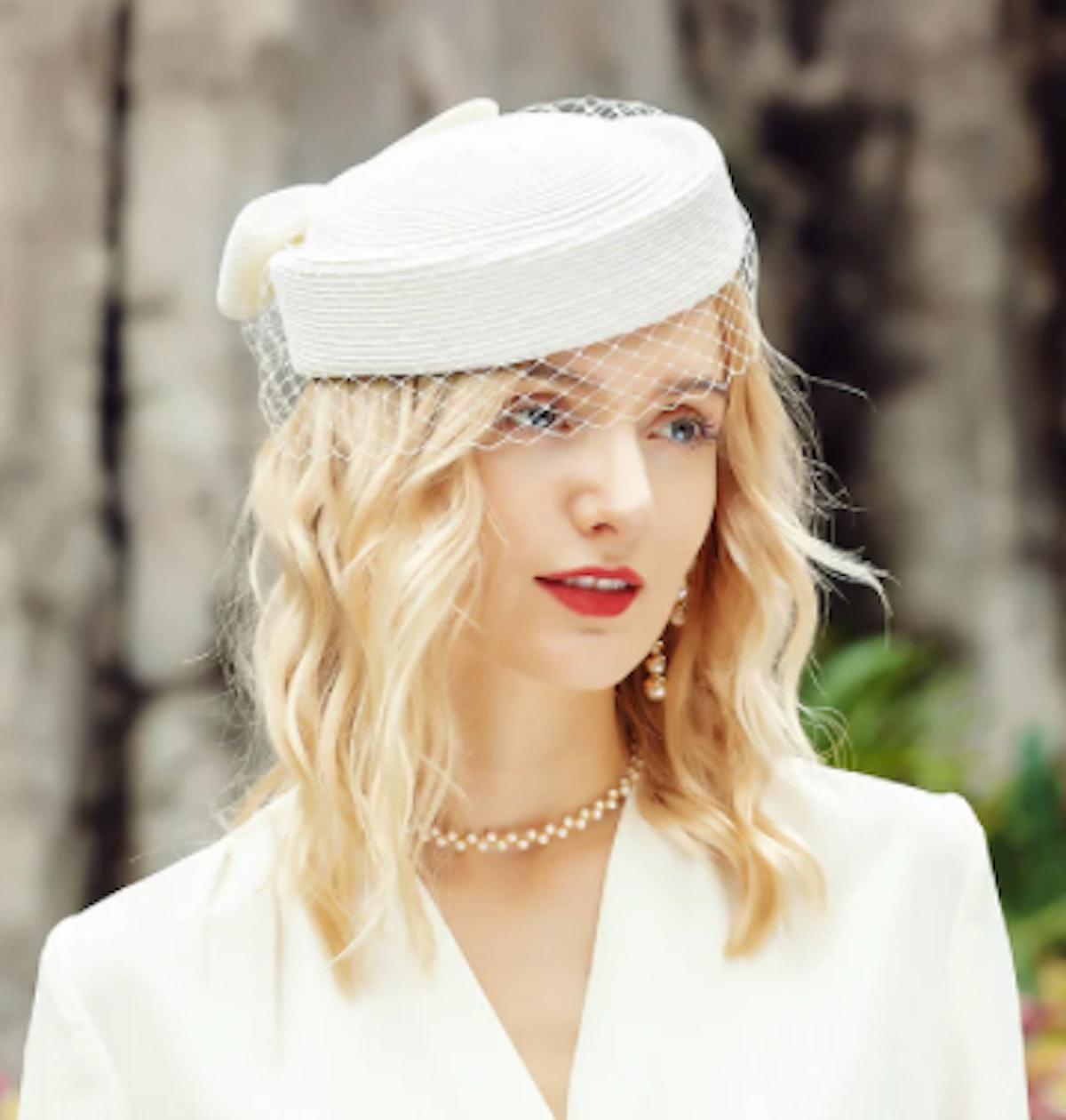Headwear Elegant Polyester Hat