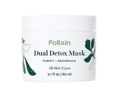 Follian Dual Detox Mask: Purify + Resurface