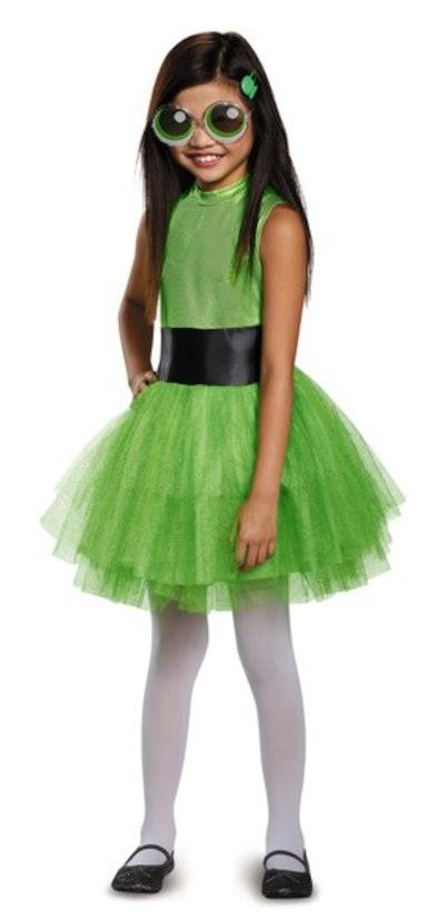 This Powerpuff Girls tutu dress is one TV Halloween costume for girls.