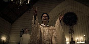 Midnight Mass Ending Explained sacrament vampires