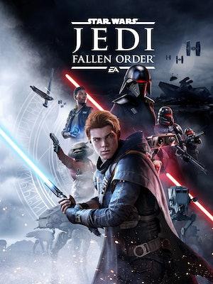 The cover of 'Star Wars Jedi: Fallen Order'