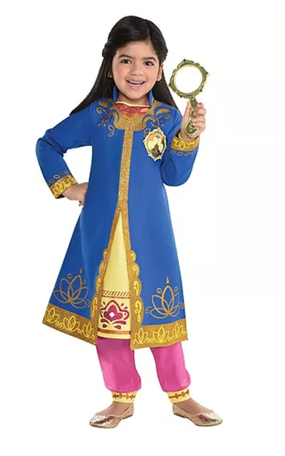 This 'Mira, Royal Detective' costume is one TV Halloween costume choice for girls.