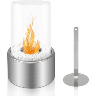 BRIAN & DANY Ventless Tabletop Portable Fire Bowl