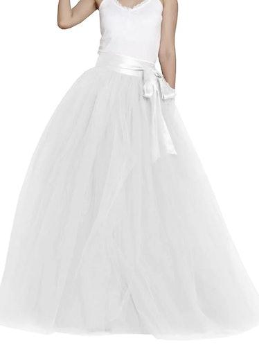 Party Prom Elegant Tutus Princess Swing Maxi Skirts