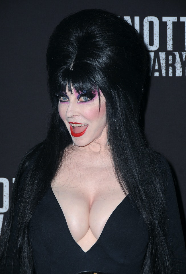 Cassandra Peterson, aka Elvira, came out as bisexual in her new memoir