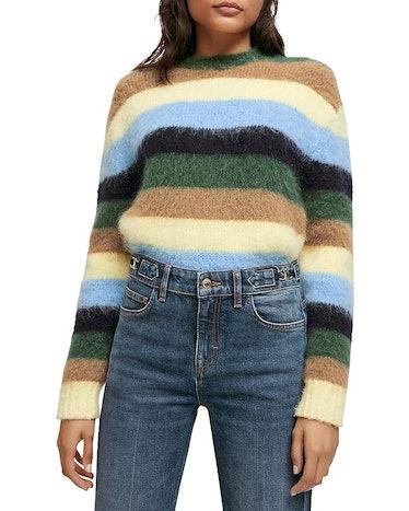 Monsieur Striped Sweater