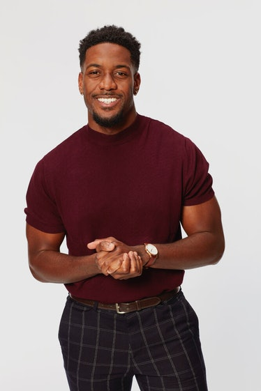 Demar Jackson was a contestant on 'The Bachelorette' and is now joining 'Bachelor in Paradise.'