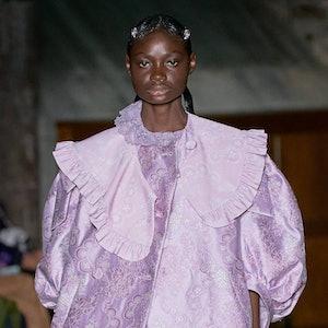 Simone Rocha model
