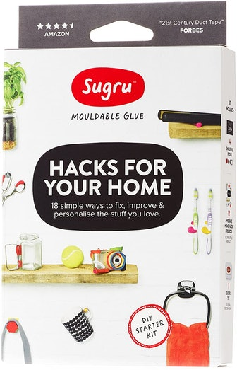 Sugru Home Hacks Moldable Glue