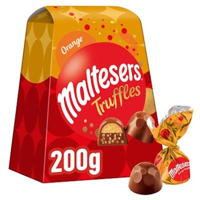 Malteser Orange Truffles
