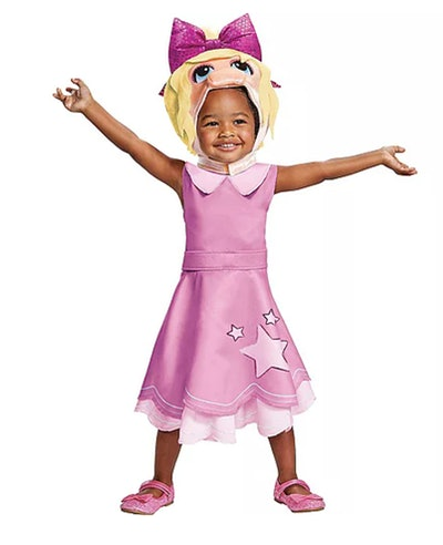Toddler Miss Piggy Costume