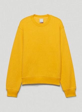 Tna Cozy Fleece Perfect Crew Sweatshirt