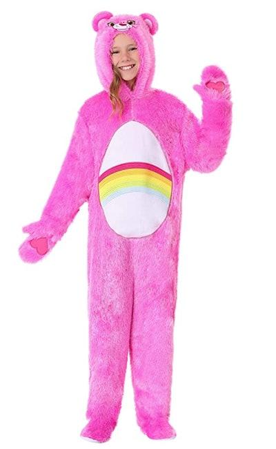 Classic Cheer Bear Halloween Costume For Kids
