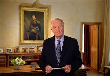 King Albert II of Belgium