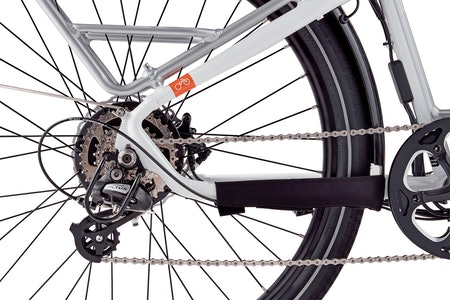 RadCity 5 Plus e-bike white