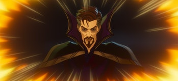 Doctor Strange Supreme (Benedict Cumberbatch) as seen in What If...? Episode 4