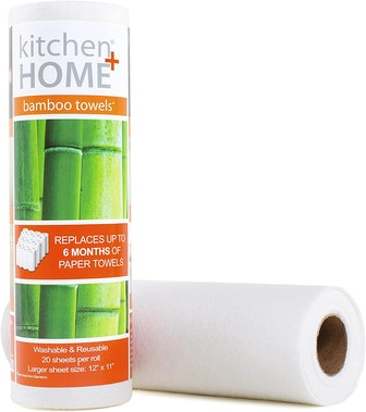 Kitchen + Home Bamboo Paper Towels (20 Sheets)