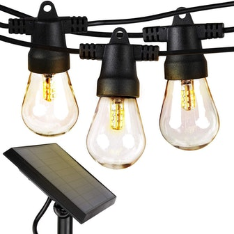 Brightech Waterproof Solar-Powered String Lights