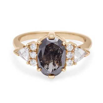 Stardust Bea engagement ring from Anna Sheffield.