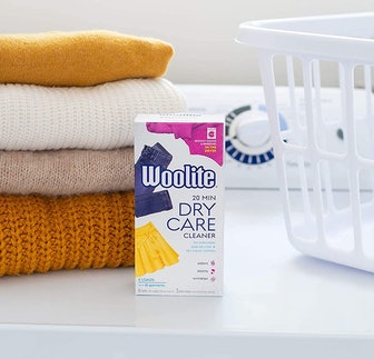 Woolite At-Home Dry Cleaner Kit (6 Sheets)