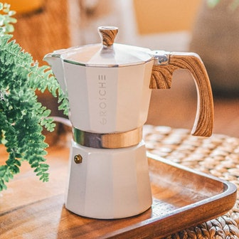 GROSCHE Stovetop Espresso Maker