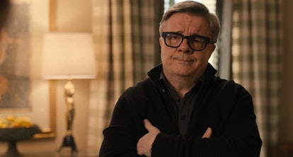 Nathan Lane as Teddy Dimas in Only Murders In The Building