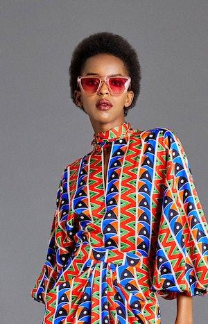 Duro Olowu model