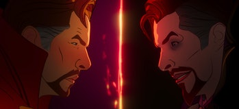 Doctor Strange vs Doctor Strange Supreme in What If? Episode 4