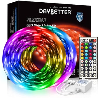 DAYBETTER Color Changing Light Strips