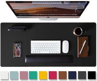 Aothia Leather Desk Pad Protector