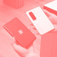 Microsoft tries dual-screen phones (again) with Surface Duo 2