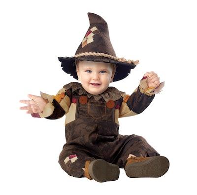 Baby Happy Harvest Scarecrow Costume