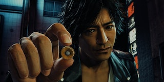 lost judgment yagami lawyer badge