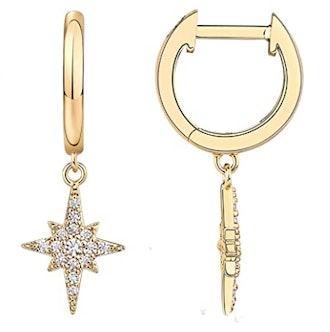 PAVOI Gold Dangle Earring