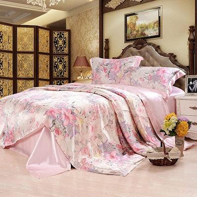 Maxfeel Silk Comforter Cover